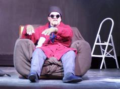 Robert Moore as Hamm in Endgame