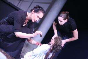 Helen + Nurse 3 + Hermione