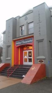 Théâtre l'Escaouette, Moncton, NB
