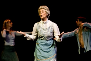 Julie MacDonald as Older Female Actor in This Is A Play
