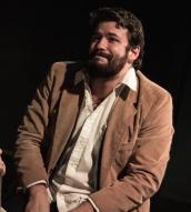 Ian Goff as 'Henry Fielding' in The Art of Success