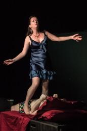 Clarissa Hurley as Queen Caroline in The Art of Success