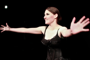 Katie Malone as Louisa in The Art of Success