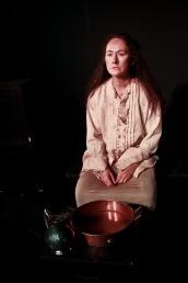 Elizabeth Goodyear as 'Sarah Sprackling' in The Art of Success
