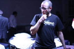 Scott Shannon - preparing for Orestes 2.1 opening