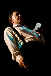 Andrew Jones as 'Ben' in The Dumb Waiter (2010)