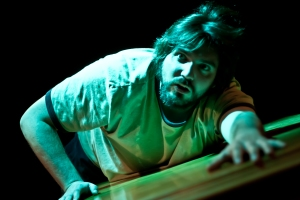 Matthew Spinney as 'Atthe' in The Table Experiments