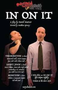 IN ON IT by Daniel MacIvor