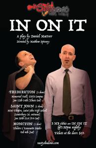IN ON IT by Daniel MacIvor